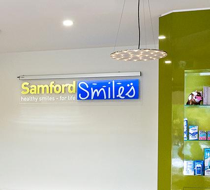 Portfolio - Samford Smiles